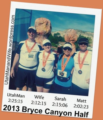 2013.07.13 Bryce Canyon Half Group Photo