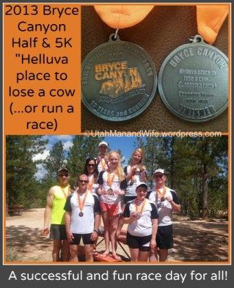 2013.07.13 Bryce Canyon Half Group Photo2