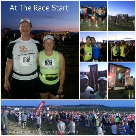 2013.07.13 Bryce Canyon Half Race Start