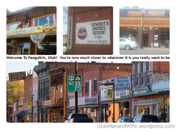 Panguitch utah collage